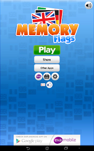 Memory Flags Games- screenshot thumbnail