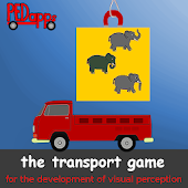 The transport game