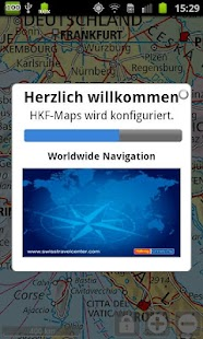 HKF-Maps – Miniaturansicht des Screenshots