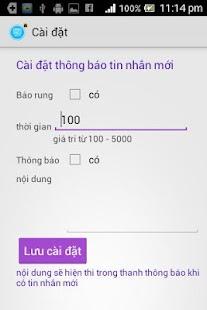 Tin nhắn mật | Tin nhan mat - screenshot thumbnail