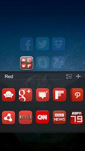 GO Launcher EX UI5.0 theme v2.08