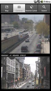Traffic Cameras Pro (US, CAN) - screenshot thumbnail