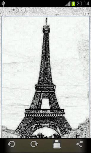 素描 铅笔画