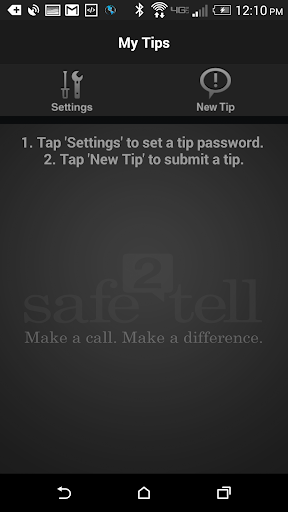 Safe2Tell Mobile