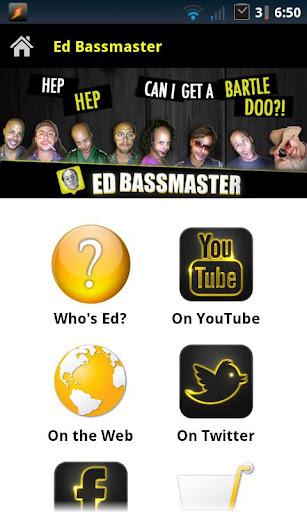 Ed Bassmaster Unofficial