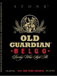 2011 Stone Old Guardian BELGO Barley Wine