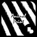 Animalprint Buzzlauncher Theme icon