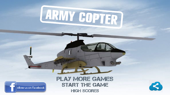 Army Copter : Apache War