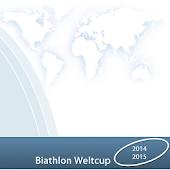 Biathlon Weltcup Widget