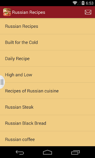 Amazing Russian Recipes