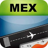 Mexico City Airport MEX Radar