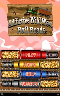 狂野的西部铁路公路