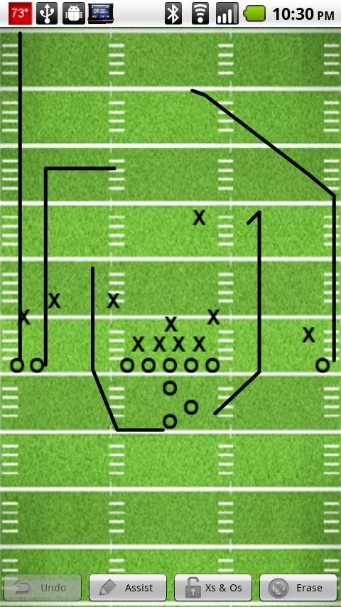 Football Playbook (Pro) - screenshot