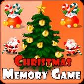 Christmas Memory Test Game