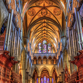 by G. Stetson - Buildings & Architecture Places of Worship ( , Architecture, Ceilings, Ceiling, Buildings, Building )