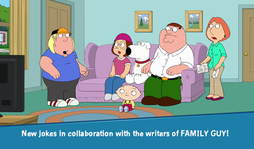 Family Guy The Quest for Stuff v1.0.15.1