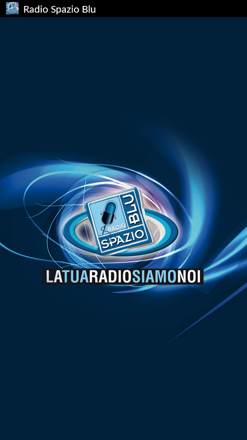 RADIO SPAZIO BLU- screenshot