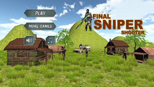 Final Sniper Shooter