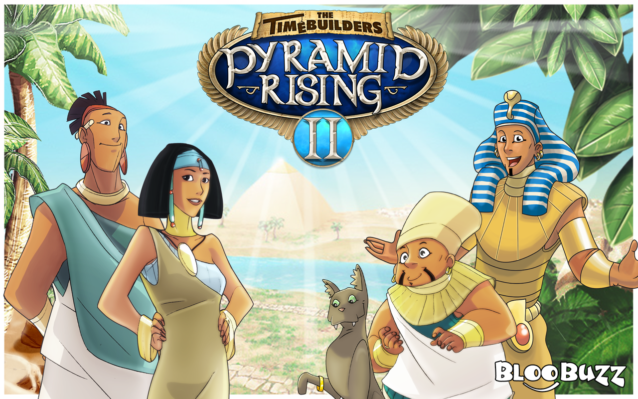 Timebuilders: Pyramid Rising 2 - screenshot