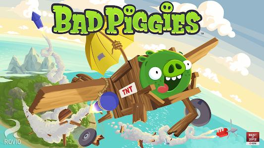 Bad Piggies HD v1.5.3