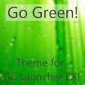 Go Green Go Launcher EX Theme logo