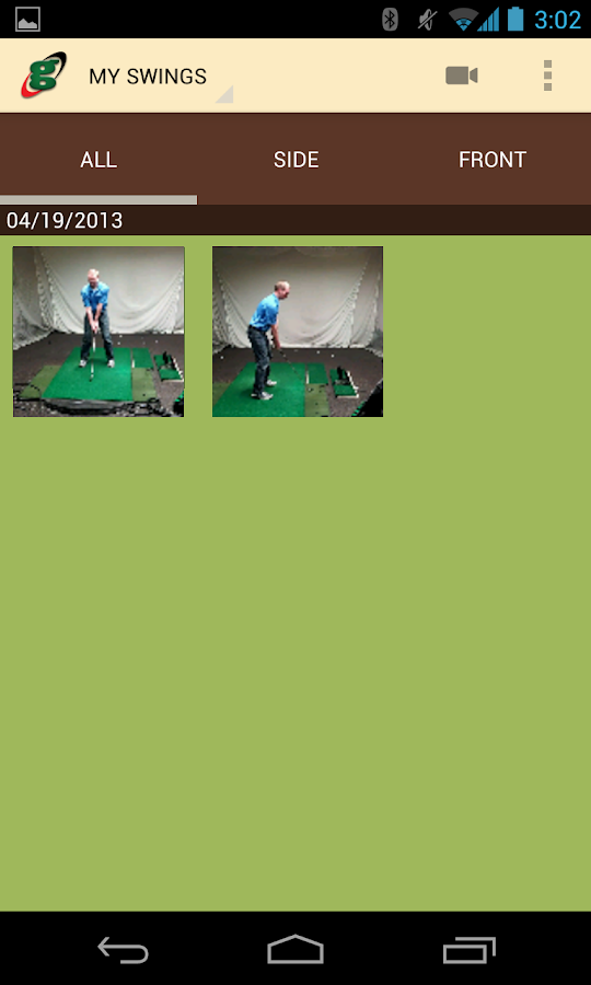 GolfTEC To Go - screenshot