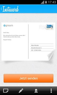 Pixum Instacard Postkarte- screenshot thumbnail