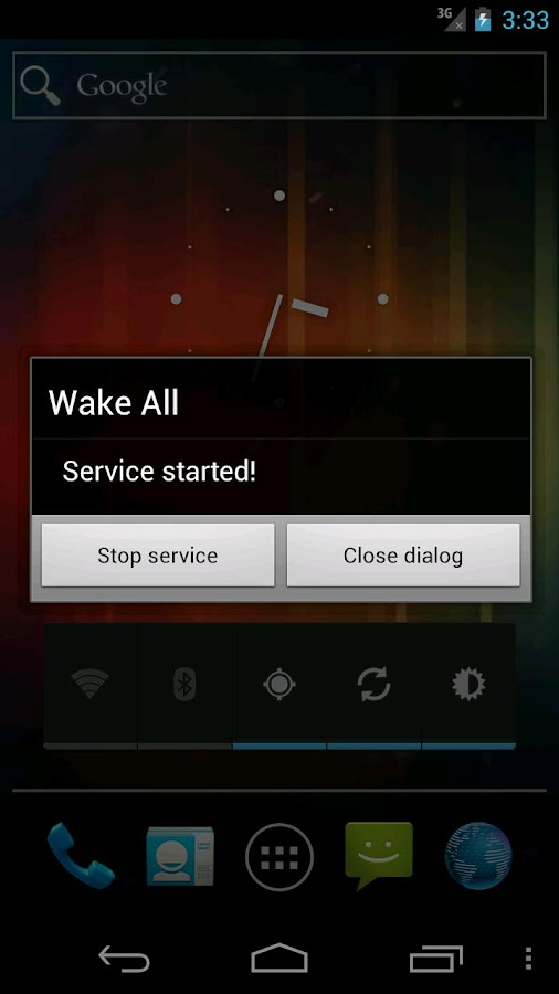 Wake All - screenshot