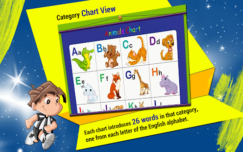 Kids Learn ABC Train & Chart- screenshot thumbnail