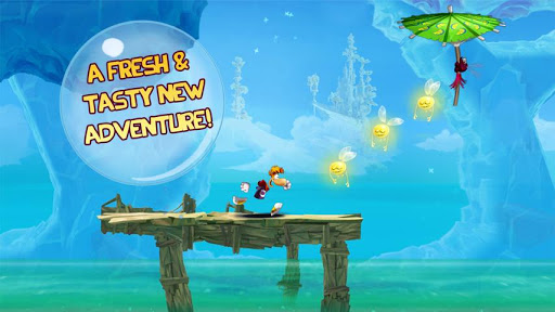 Rayman Fiesta Run screenshot 18