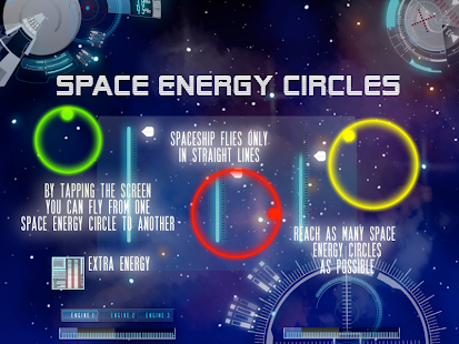 Space Energy Circles- screenshot thumbnail