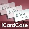名刺入れ iCardCase Pro logo