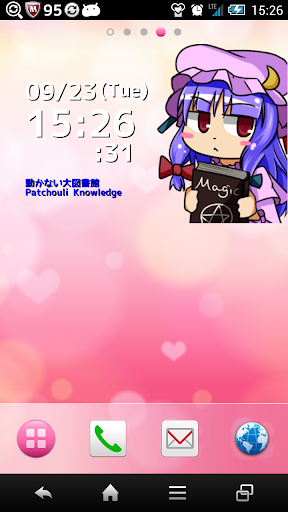 Clock Girls for Touhou -R.ver-