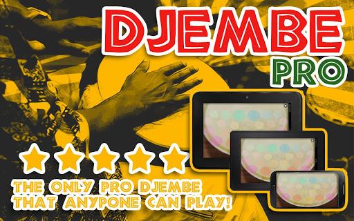 DJEMBE Pro