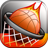 Frenzy Dunk Basketball