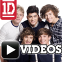 One Direction 1D Music Videos icon