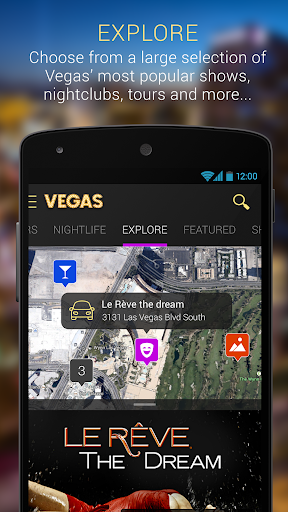 VEGAS (the app) 1.4 app download 1