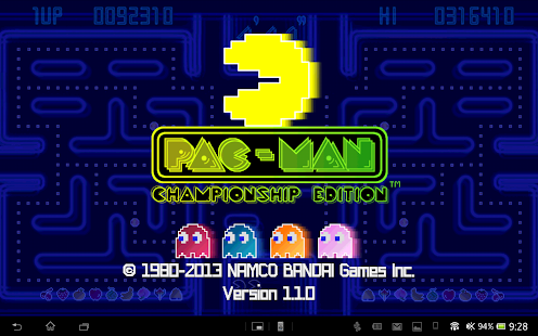 PAC-MAN Championship Ed. Demo- screenshot thumbnail
