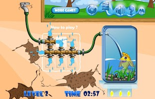 Screenshot of Plumber Game
