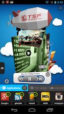 TSF Launcher 3D Shell Screenshot 6