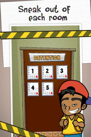 Escape! From Detention - screenshot