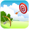 Archery with Moving Target icon