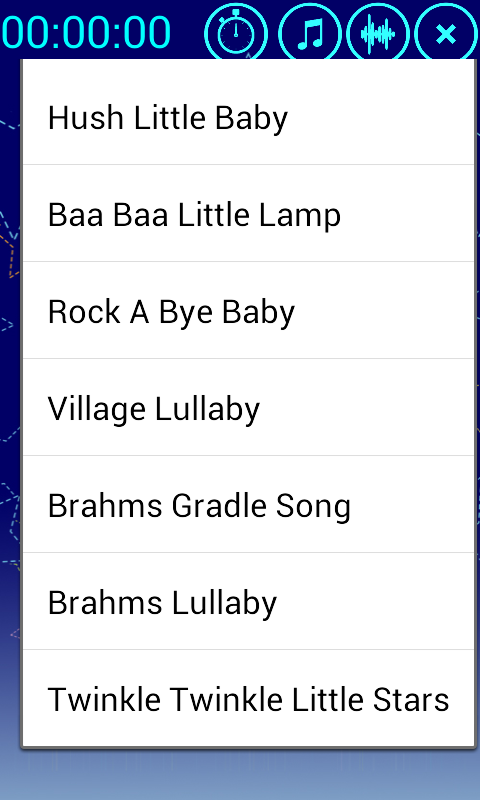 Baby Lullabies Android Apps On Google Play