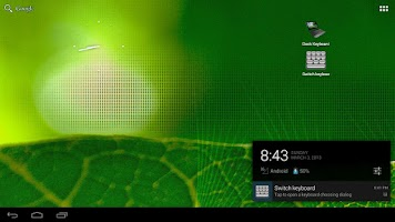 Screenshot of Dock Keyboard Switcher