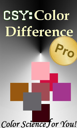 CSY: Color Difference Pro