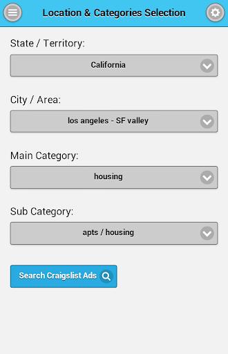 Search Craigslist Pro App