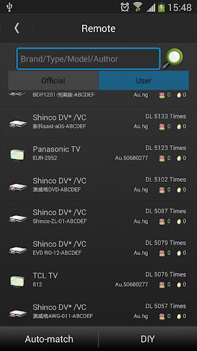 Universal TV Remote-ZaZa Remote 3.9.5 screenshots 19