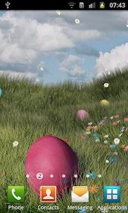 Easter Live Wallpaper