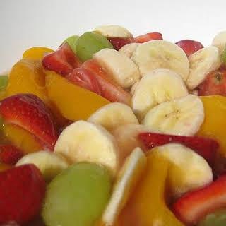 Quick Fruit Salad.