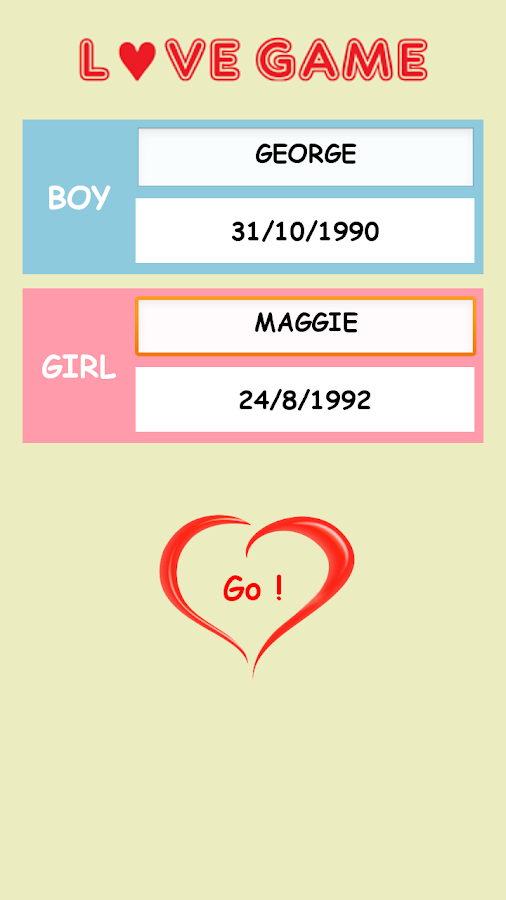 love finder game Whether or not you're lucky with love in the real world, you're sure to get lucky in these love games just like life, persistence and skill development are required.